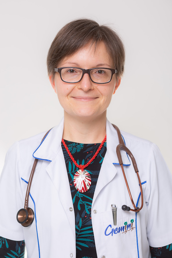 lek.med Ewelina Gierszewska
